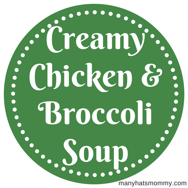 Add this to your #soup #recipe repetoire! via manyhatsmommy.com