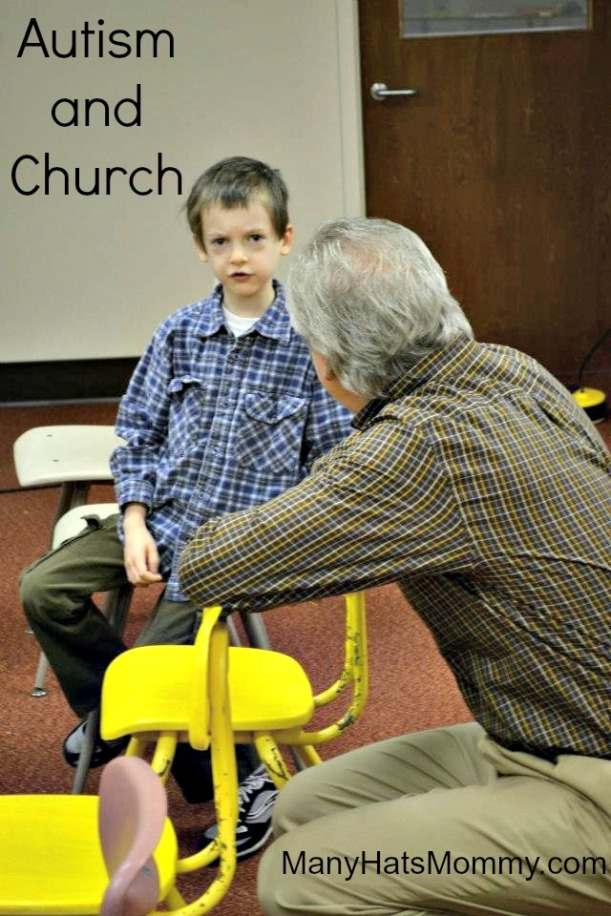 Autism & Church