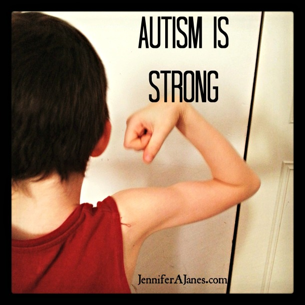 autismisstrongJAJ