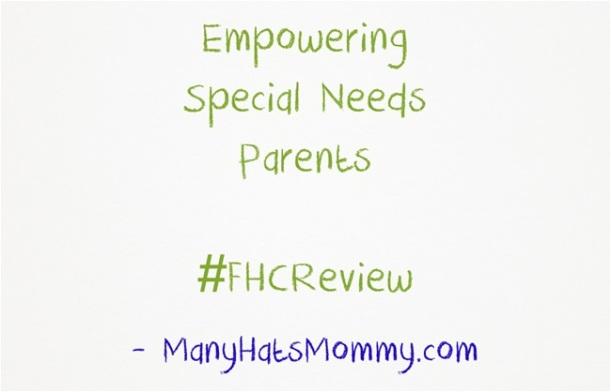 Empowering Special Needs Parents via ManyHatsMommy.com