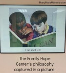 Family Hope Center Seminar Day 3 via ManyHatsMommy.com