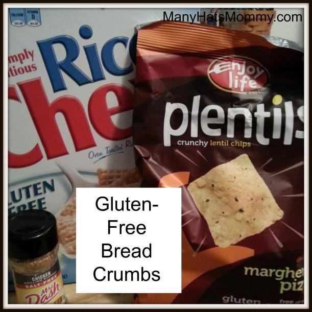 Click for #glutenfree bread crumb ideas! via ManyHatsMommy.com