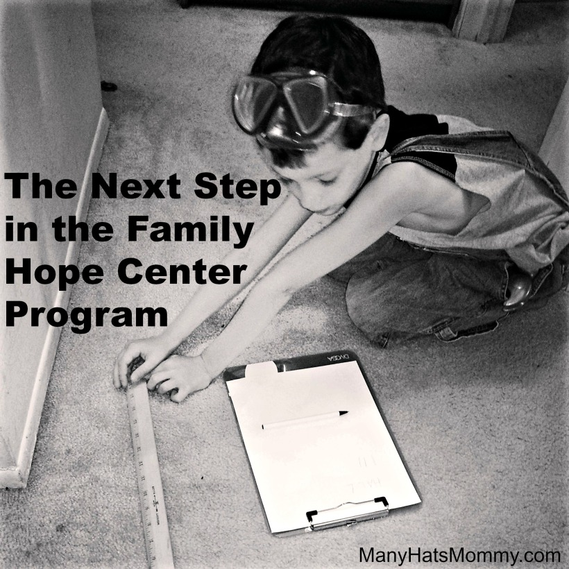 Next Step in Family Hope Center's special needs program