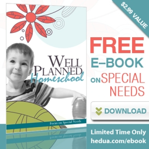 I'm in a free #specialneeds ebook!