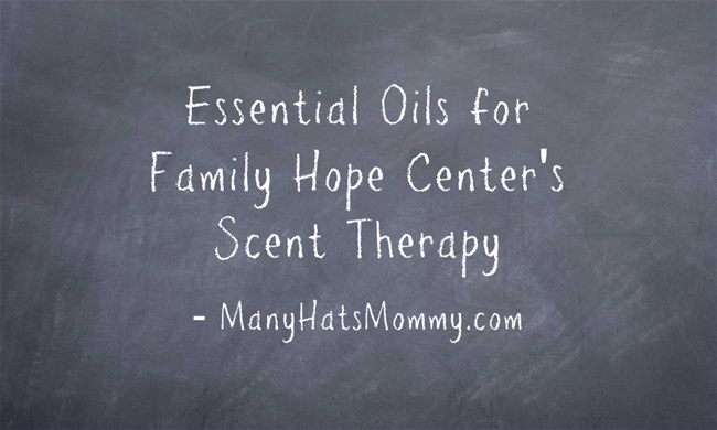 Click to see which essential oils I'm using for my #specialneeds son's therapy. via manyhatsmommy.com