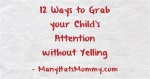 Read this parenting article now! via manyhatsmommy.com