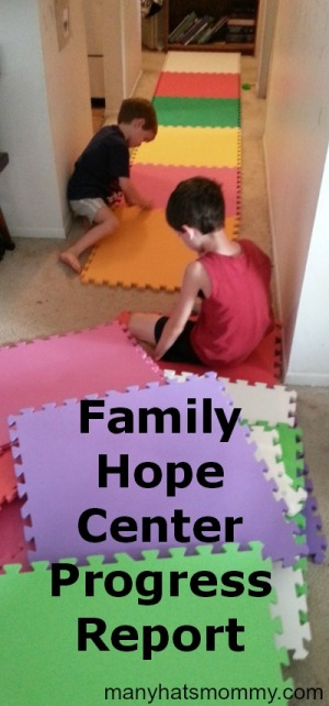 Read to discover if Family Hope Center's #specialneeds program is helping! via manyhatsmommy.com