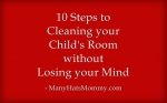 Read these tips now! via manyhatsmommy.com