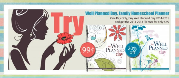Check out HEDUA's 99-cent planner sale!