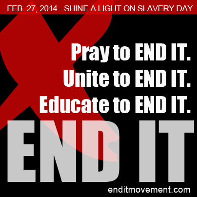 """Learn what """"End It"""" means & what you can do! via manyhatsmommy.com"""