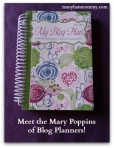 Discover the Mary Poppins of #blog #planners! via manyhatsmommy.com