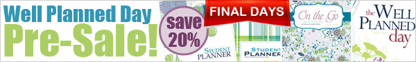 Learn about Well Planned Day's line of planners! via manyhatsmommy.com